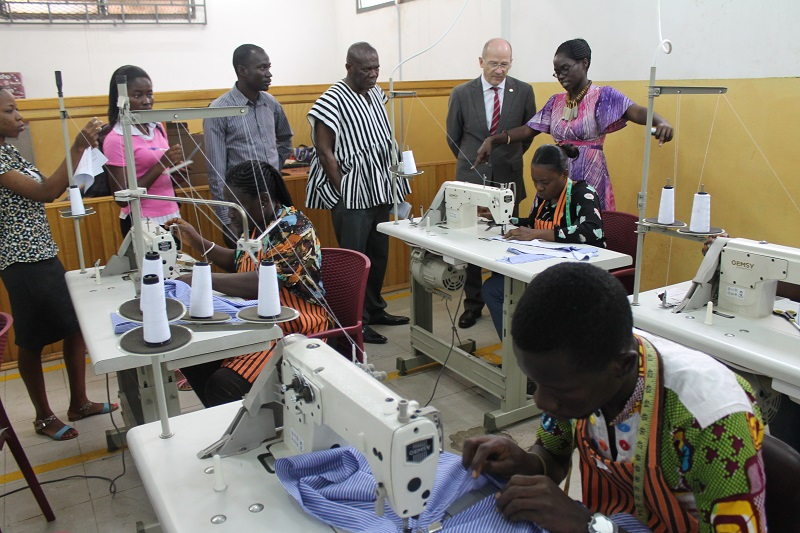 issues in sme development in ghana Sme internationalisation and network relationship development thus two main issues are the focus of this study on smes internationalization process in the western african context particularly ghana the expected.