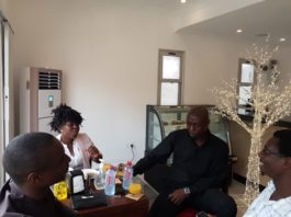 Special bar for entrepreneurs opens in Accra