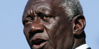 kufuor ghs