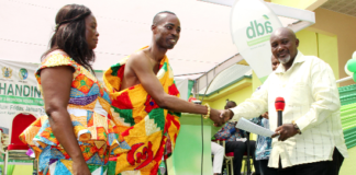 adb hands over house to Best Farmer 2016