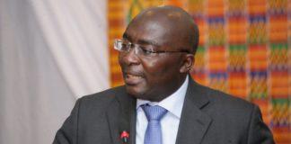 Dr. Mahamudu Bawumia on oil export