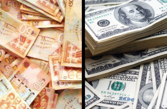 Cedi Depreciates 3 4 To Dollar In 2017